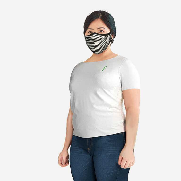 Zion_3D_facial_mask_knitted_black_White_Zebra